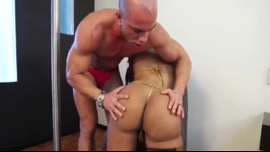 Having great sex with her step- dad is what Leah Sain sucks and sucks like a whore