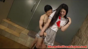 Real Nippon wife gets pounded